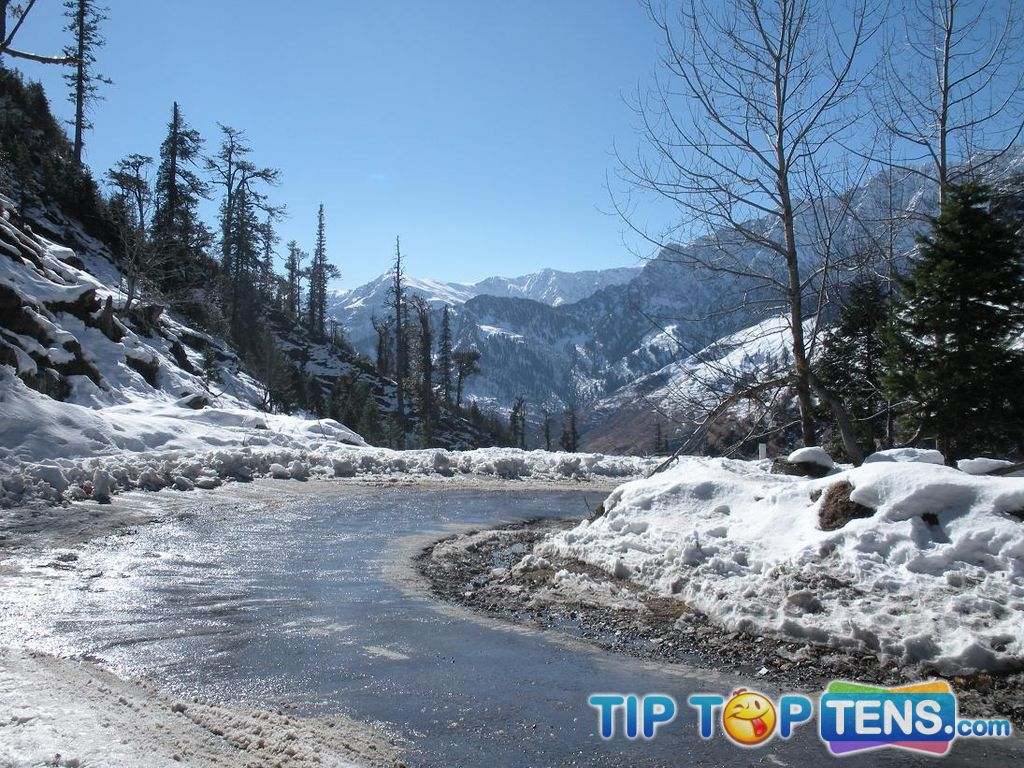 Manali Top 10 Places To Visit in INDIA