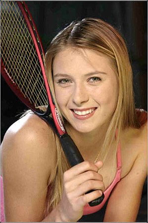 Maria Sharapova Top 10 Higest Paid Tennis Players – 2011