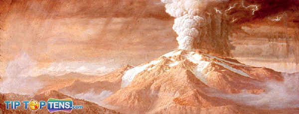 Mount Mazama 10 Most Dangerous & Biggest Volcanoes In The World
