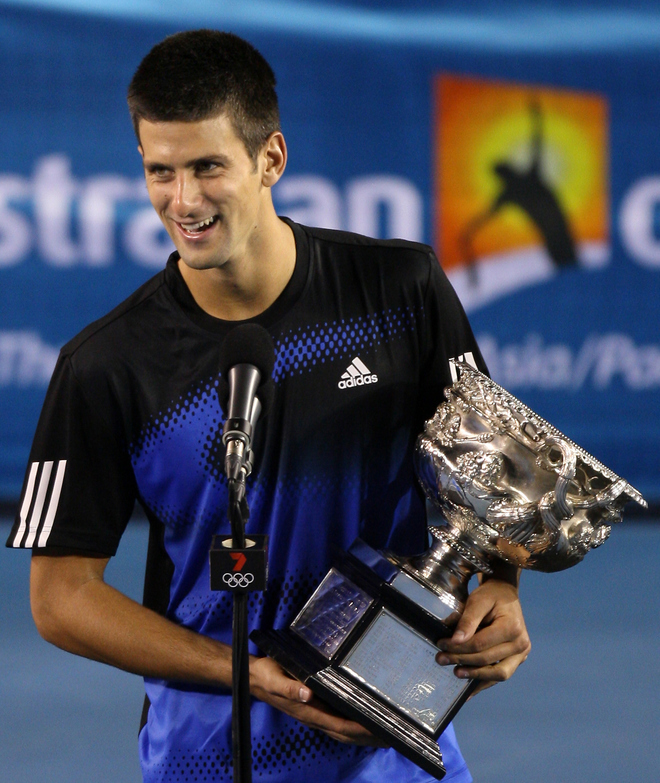 Novak Djokovic Top 10 Higest Paid Tennis Players – 2011