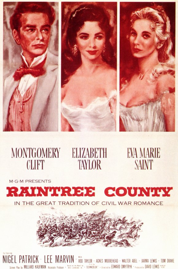Raintree County 10 Best Elizabeth Taylor Movies Ever