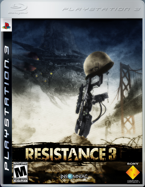 Resistance 3 Top 10 Best FPS ( First Person Shooter ) Games in 2011