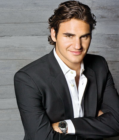 Roger Federer Top 10 Higest Paid Tennis Players  2011