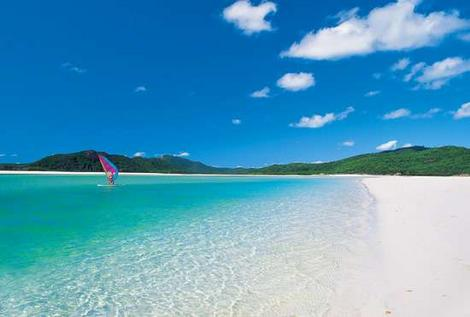 Whitehaven 10 Most Beautiful Beaches For Beach Vacation In 2011
