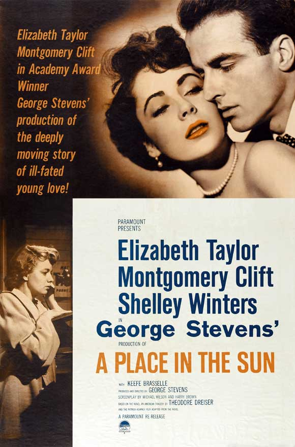 a place in the sun 10 Best Elizabeth Taylor Movies Ever