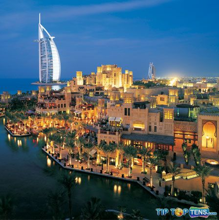 abu dhabi Top 10 Arab Places to Visit When You Go to Dubai