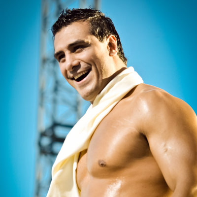 alberto del rio Top 10 Best WWE Wrestlers in 2011