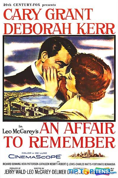 an affair to remember Top 10 Most Romantic Movies Of All Time