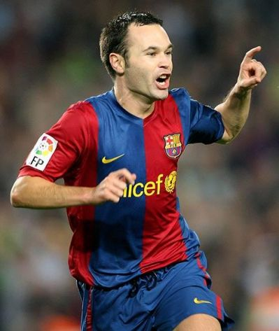 Top 10 Best Soccer Players In The World Andres-iniesta