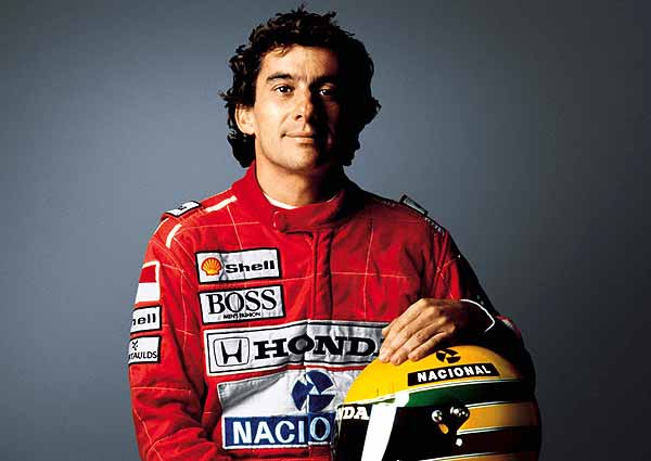 ayrton senna Top 10 Best F1 Racing Drivers Ever  Formula One
