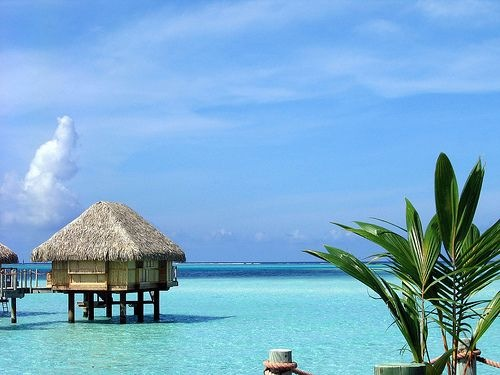 bora bora island 10 Best Islands For Vacation in 2011