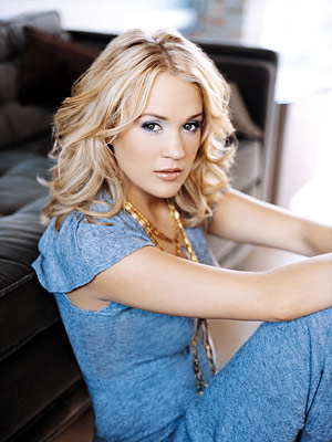 carrie underwood 10 Most Beautiful American Idol Women Ever