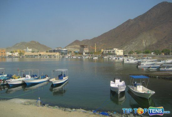 fujairah bay Top 10 Arab Places to Visit When You Go to Dubai