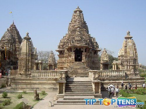 khajuraho Top 10 Places To Visit in INDIA