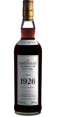 macallan fine and rare collection 19261 10 Most Expensive Drinks Ever Made