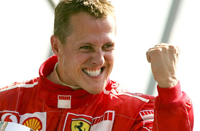 michael schumacher1 Top 10 Best F1 Racing Drivers Ever  Formula One