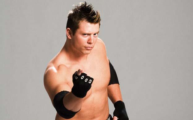 miz Top 10 of the Best Wrestlers of WWE In 2011