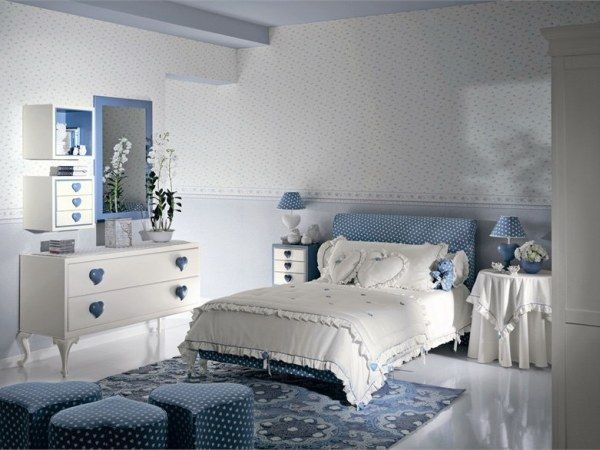 modern girl bedroom 041 10 Unique Girl Bedrooms Design Ideas
