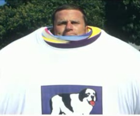 most tshirts ever worn at once 10 Bizarre World Records Ever