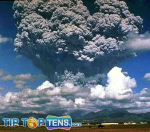 mount tambora 10 Most Dangerous & Biggest Volcanoes In The World