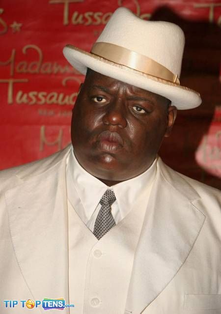 notorious big Top 10 Best Rappers Ever