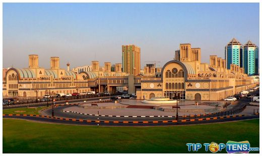 sharjah ajman Top 10 Arab Places to Visit When You Go to Dubai