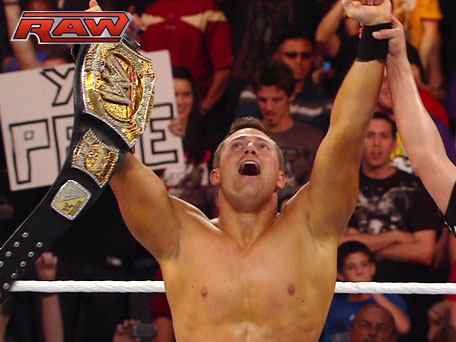 the miz Top 10 Best WWE Wrestlers in 2011