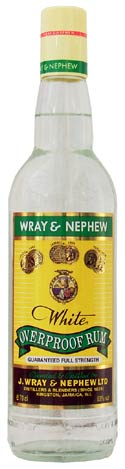 wray nephew white rum 70cl 10 Most Expensive Drinks Ever Made