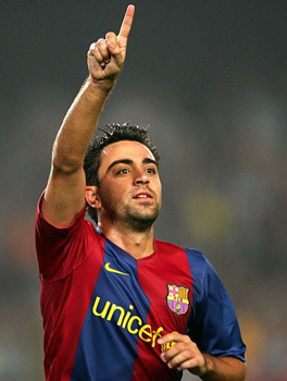 Top 10 Best Soccer Players In The World Xavi