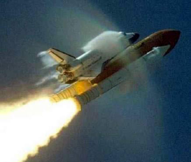 1 Space Shuttle 10 Fastest Jet Aircraft In The World