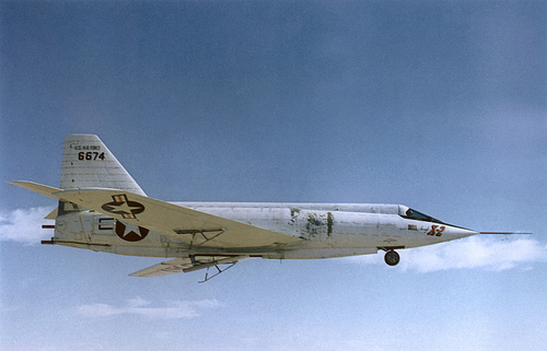 6 Bell X 2 Starbuster 10 Fastest Jet Aircraft In The World