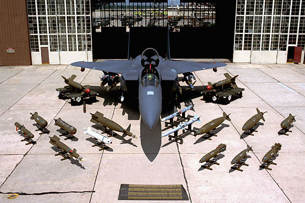 8 F 15 Eagle 10 Fastest Jet Aircraft In The World