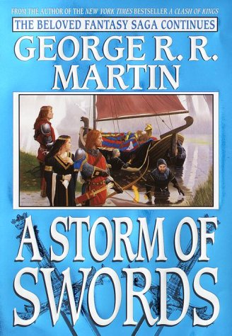 A Storm Of Swords 10 Best Fantasy Novels Of The Decade
