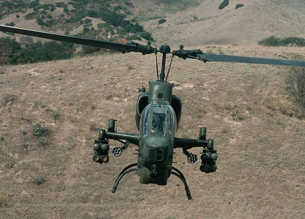 AH 1 Cobra 10 Most Efficient Military Helicopters