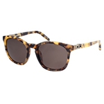 Alexander Wang Tortoiseshell Acetate Curved 10 Most Popular Shades / Sunglasses