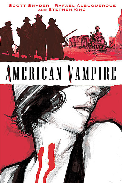 American Vampire 10 Most Popular Comics In 2011