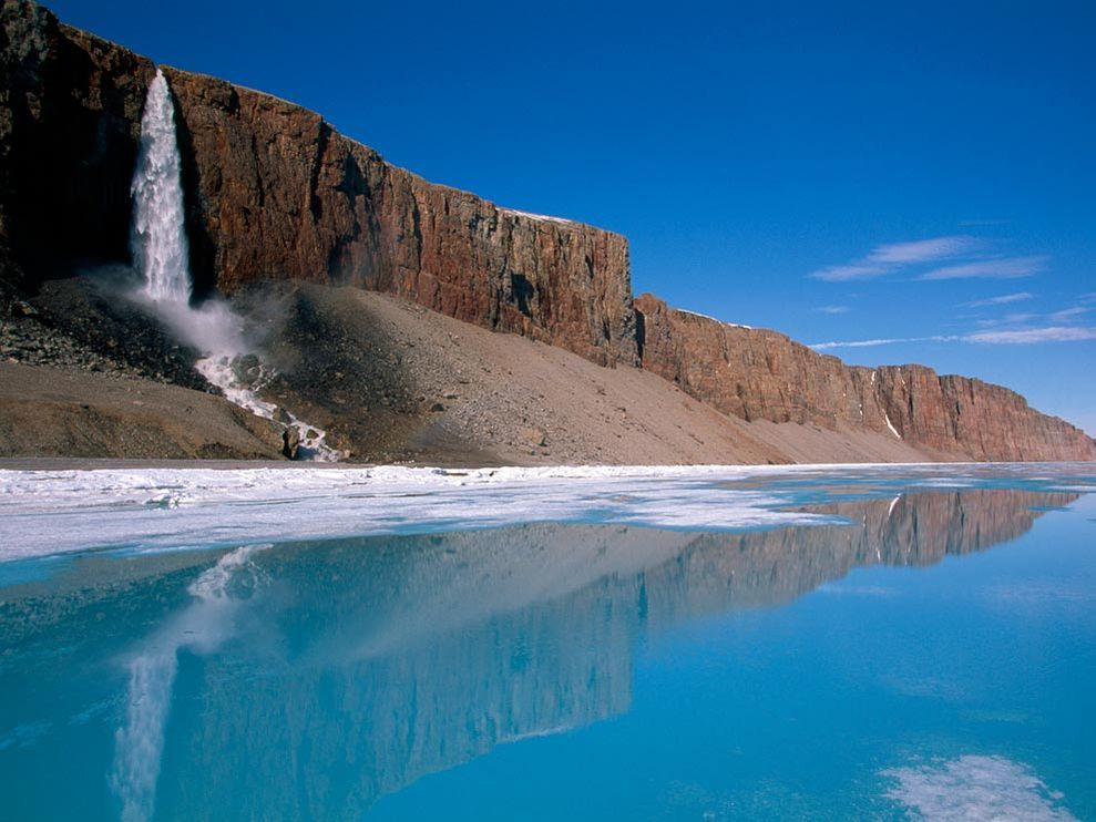 Baffin Island 10 Largest Islands In The World
