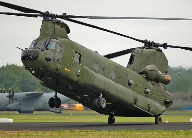 CH 47 Chinook 10 Most Efficient Military Helicopters
