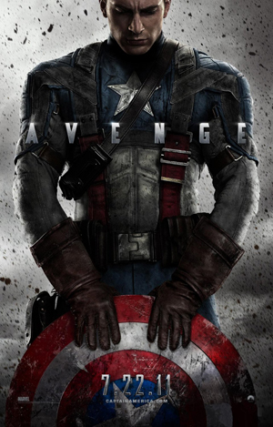 Captain America The first avenger 10 Most Anticipated Action Movies In 2011
