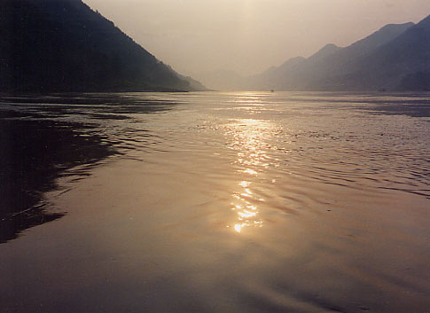 Chang Jiang River 10 Longest Rivers In The World