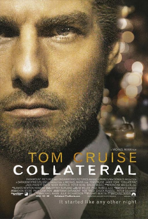 Collateral 10 Best Tom Cruise Movies Ever