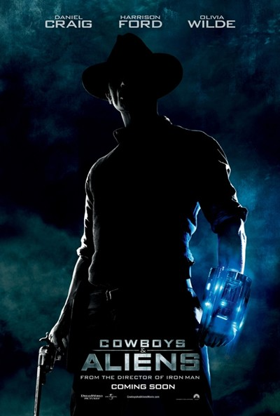 Cowboys and Aliens 10 Most Anticipated Action Movies In 2011