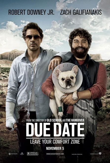 Due Date 10 Best Robert Downey Movies Ever