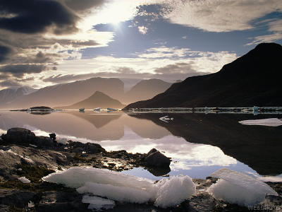 Ellesmere Island 10 Largest Islands In The World
