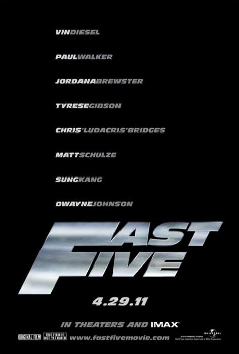 Fast Five 10 Most Anticipated Action Movies In 2011