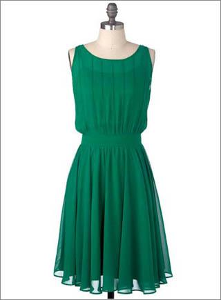Grecian Green Dress2 10 Best Summer Dresses Ideas For Women   2011
