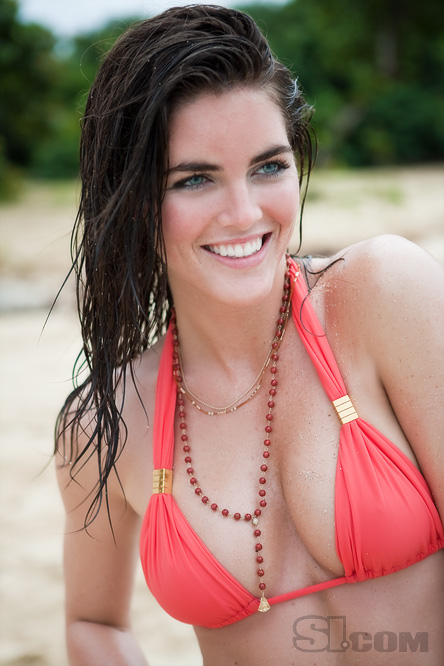 Hilary Rhoda 10 Prettiest Women Born In April