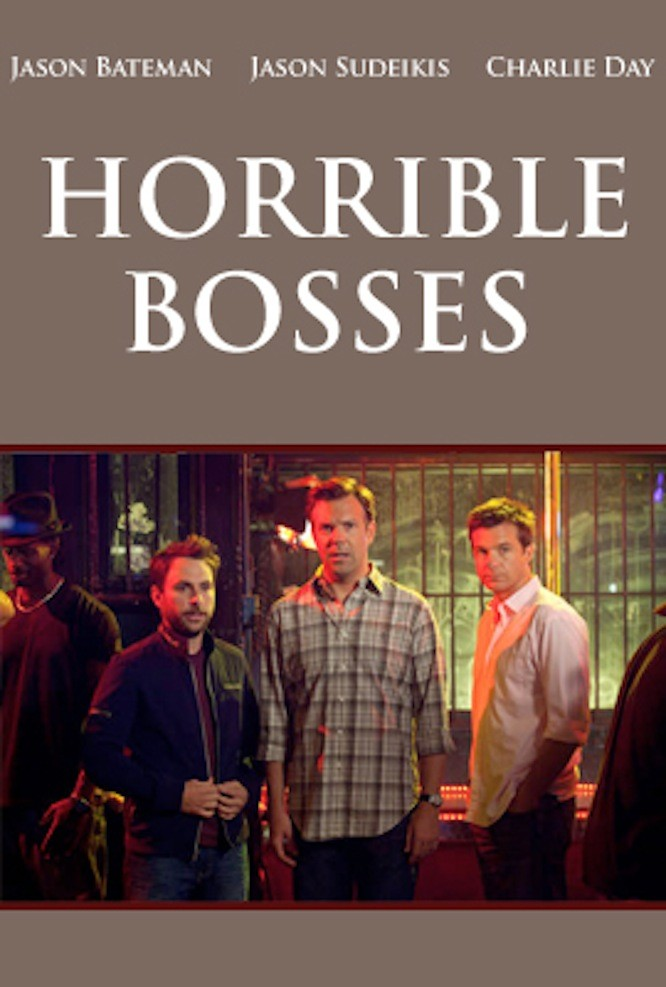 Horrible Bosses Movie 10 Funny Movies Releasing This Summer 2011