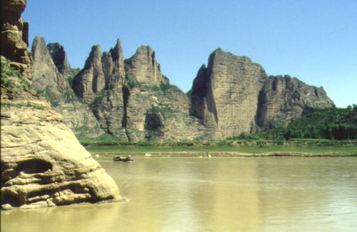 Huang Ho yellow river  10 Longest Rivers In The World