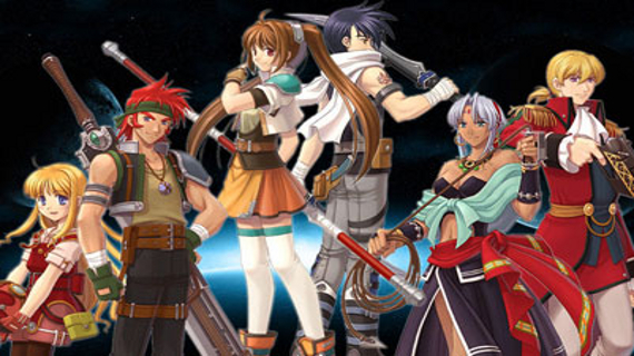 Legend of Heroes Trails in the sky 10 Best PSP Games In 2011
